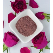Rožu ziedlapiņu pulveris (Rosa damascena flower powder) 20gr